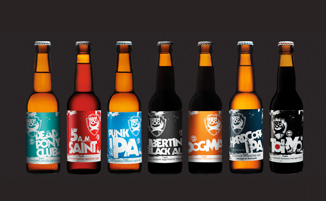 BrewDog-labelling